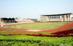 Ground Track Field