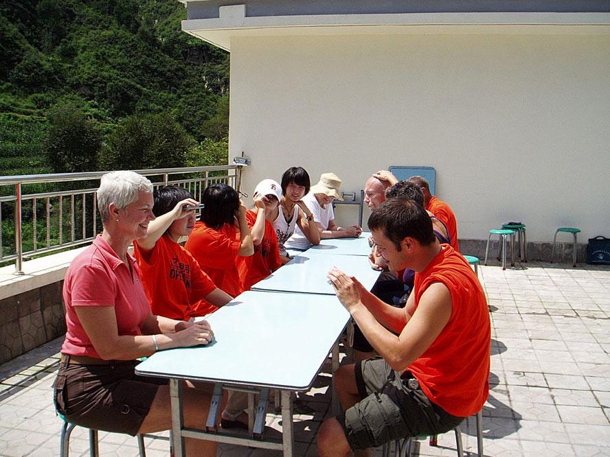 Volunteer Teachers in China